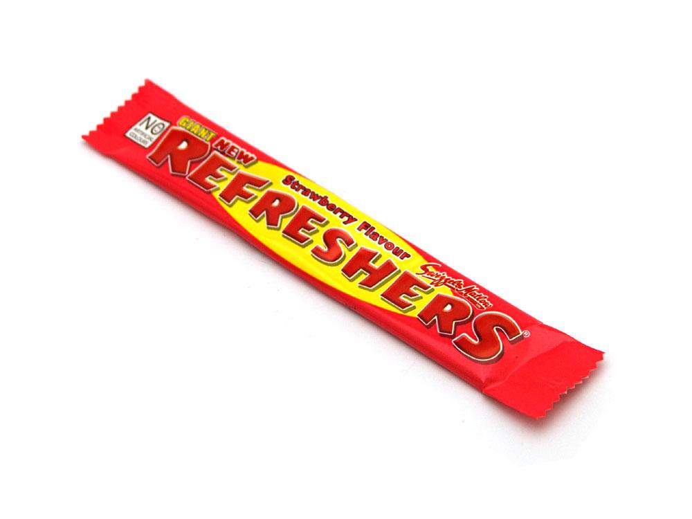 Refreshers Strawberry Ba