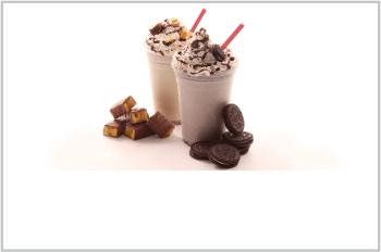 Large 2 Scoop Milkshake