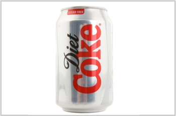 Coca Cola Diet Can 330ml