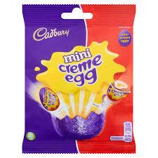 Mini Creme Egg Bag