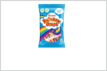 Rainbow Drops Large Bag
