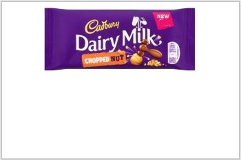 Dairy Milk Chopped Nut