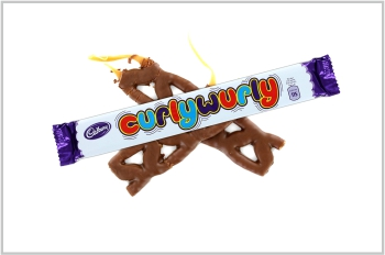 Curly Wurly Soft Serve
