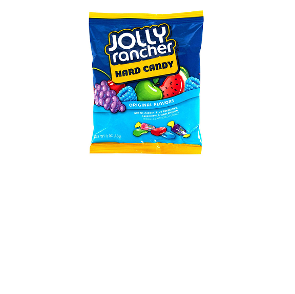 JRANCH Hard Candy Bag