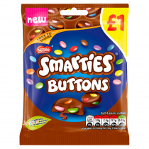 Smarties Buttons Bag