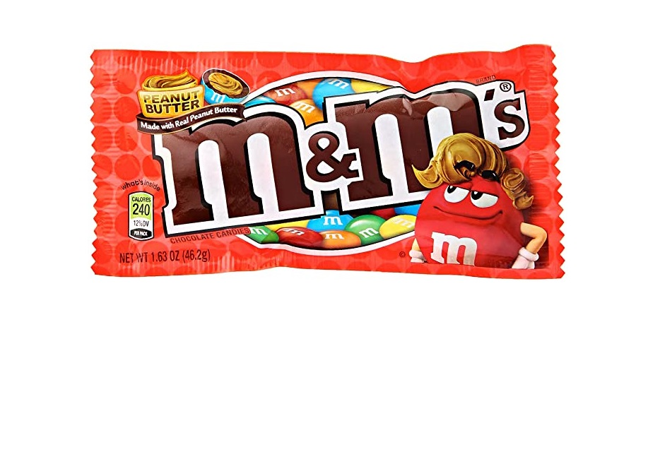 USA MnM Peanut Butter