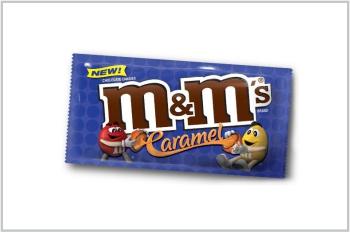 USA MnM Caramel