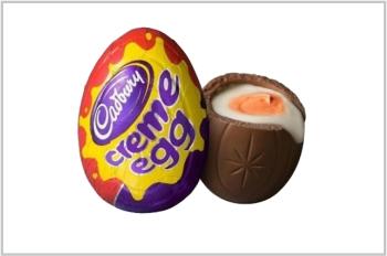 Creme Egg Licklurry