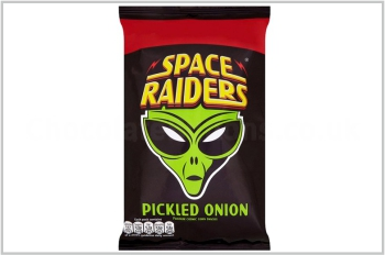 Space Raiders Pickled On