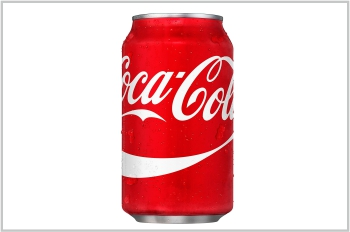 Coca Cola Can 330ml
