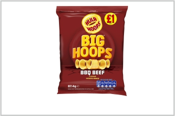 Hula Hoops Big Beef