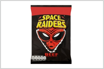 Space Raiders Beef
