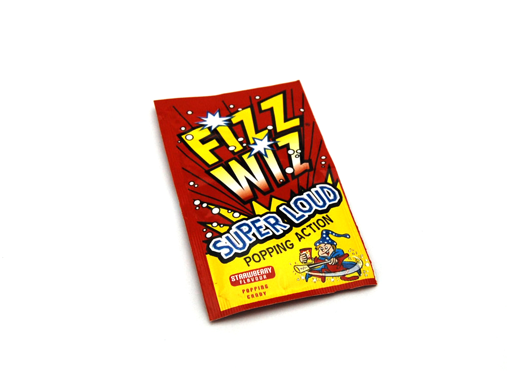 Fizz Wizz Strawberry
