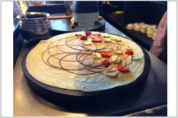 Create Your Own Crepe