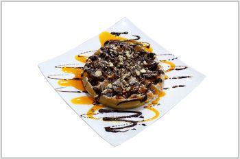 Terrys Orange Waffle