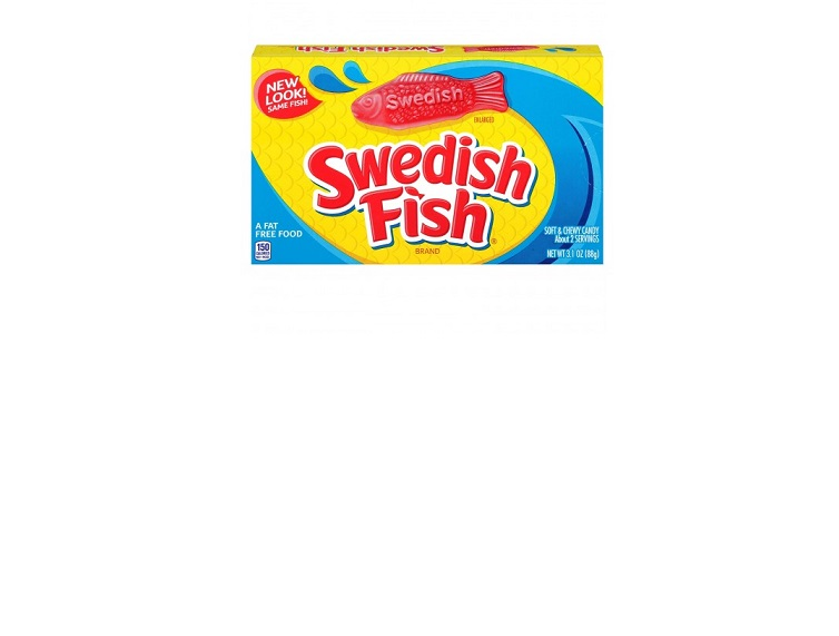 Swedish Fish Assorted