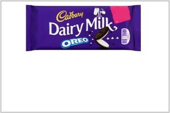 Dairy Milk Oreo 120g