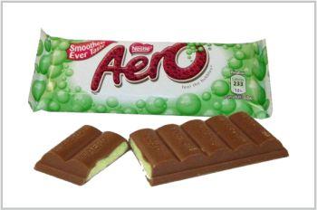 Mint Aero Licklurry