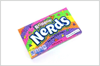 Rainbow Nerds Box5oz