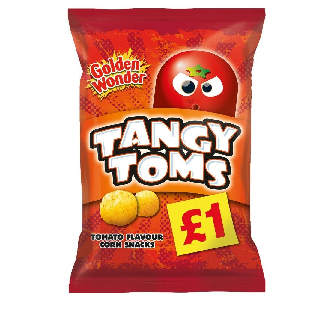 Tangy Toms £1