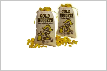 Golden Gum Nuggets
