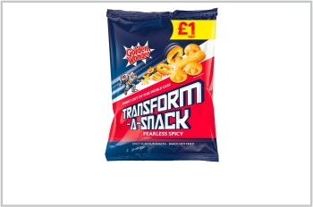 Transform-a-snack Spicy