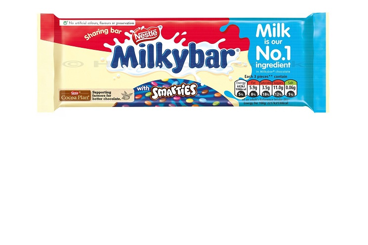 Milkybar Smarties 100g
