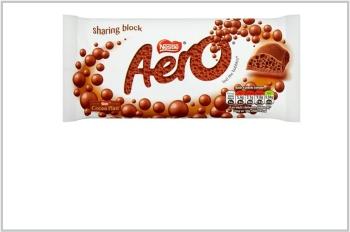 Aero Chocolate 100g