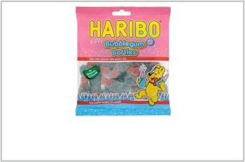 Haribo Fizzy Bubblegum B