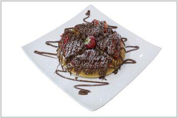 Fruit-Tella Waffle