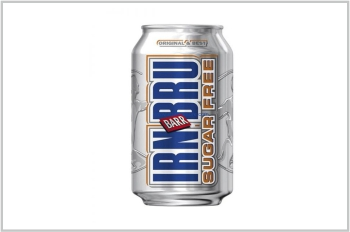Diet Irn Bru 330ml Can