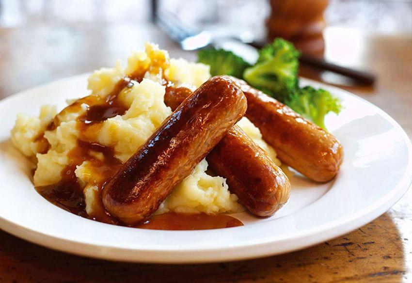 Quorn Sausages (V)