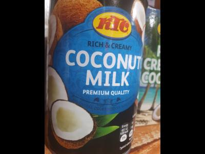 KTC Coconut Milk