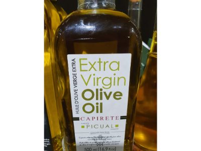 Capirete EV Olive Oil