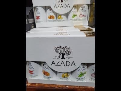 Azada Olive Oil Gift Set