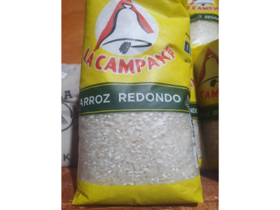 La Campana Arroz Redondo