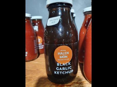 Black Garlic Ketchup