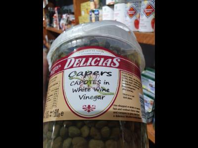 Delicias Capers