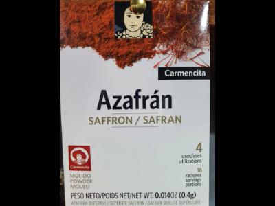 Carmencita Azafran