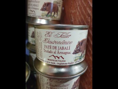 Pate de Jabali