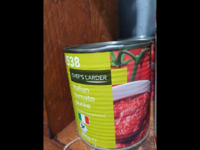 ChefsLarder Tomato Puree