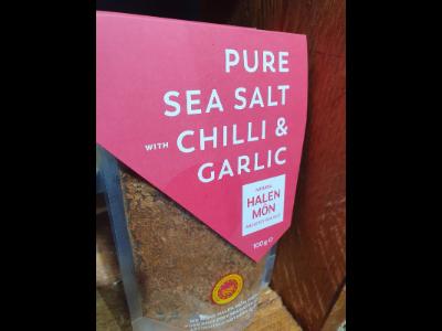 HM Chilli & Garlic Salt