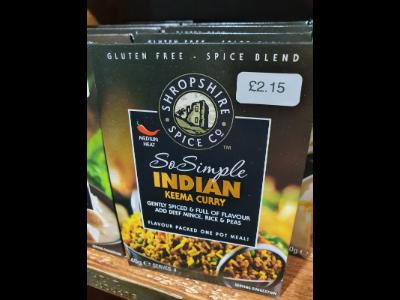 Keema Curry Blend