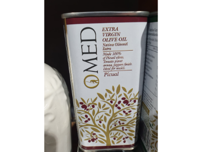 OMed Picual Olive Oil