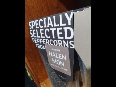 Halen Mon Peppercorns
