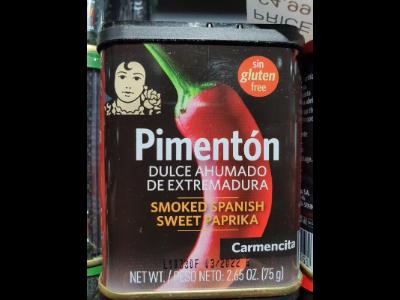 Carmencita Pimenton
