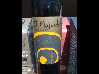 El Majuelo PX Vinagre