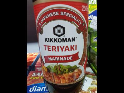 Teriyaki Marinade