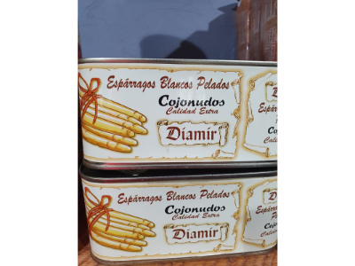 Diamir Esparragos Blanco