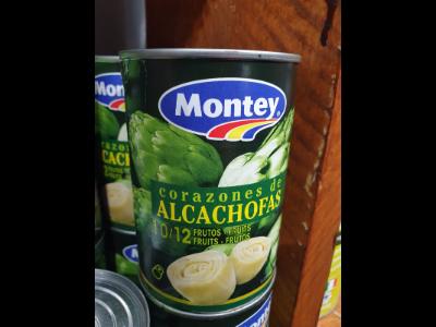 Money Alcachofas